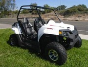 USED 2011 PITSTER PRO DOUBLE X 150 WORK/UTILITY