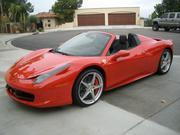 Ferrari 458 Italia 4.5 Liter V/8