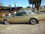 Lincoln Mark Series Lincoln Mark Series Gold